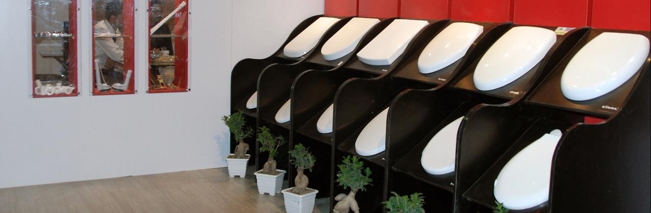 شرکت آبدیس بزرگترین تامین کننده درب ها توالت فرنگی در ایران